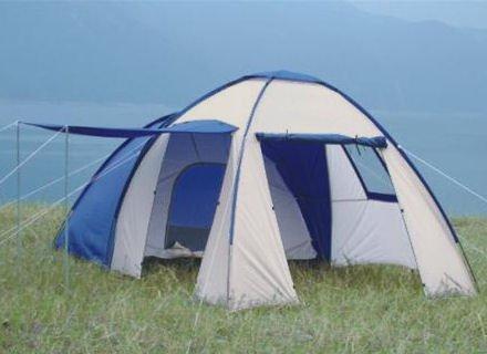 Zoom IMG-2 campfeuer tenda a cupola con