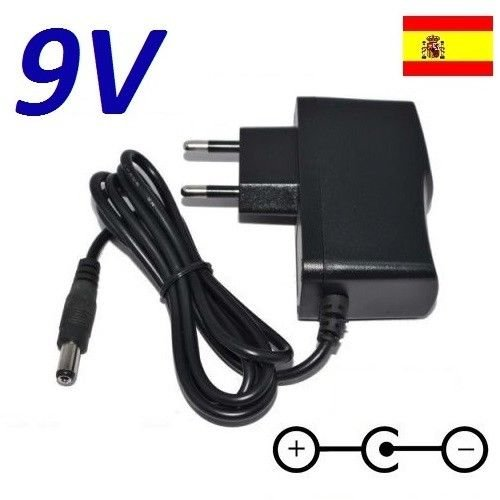 Cargador Corriente 9V Reemplazo Looper TC Electronic Ditto X2 Recambio Replacement