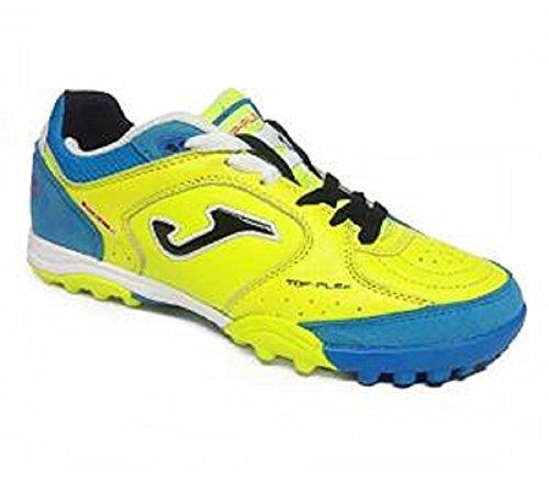 Joma , Chaussures de foot pour homme Bleu LEMON-BLUE Multicolore - Lemon/Blue
