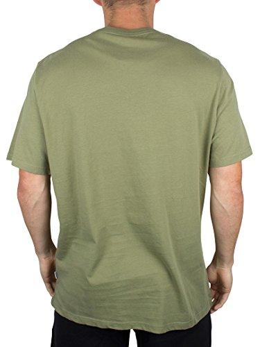 Converse Herren, T-Shirt, 08335C Grün