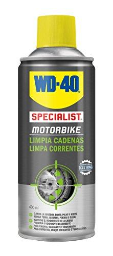 WD-40 Specialist Motorbike 34798 Spray Limpia Cadenas de Moto