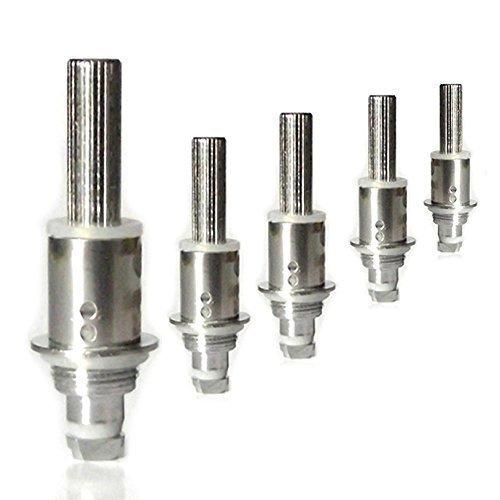 ger Coils UPRATED Kanger Dual Coil Heads 1.8 Ohm (5er Packung) Aerotank, Mega, Protank 3, Evod 2 & T3D (Kanger Dual Coil)