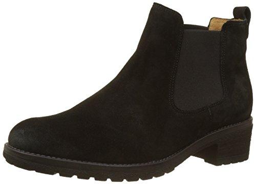 Gabor Shoes Damen Fashion Stiefel, Schwarz (17 Schwarz), 40.5 EU (Fashion Damen Schwarz Stiefel)