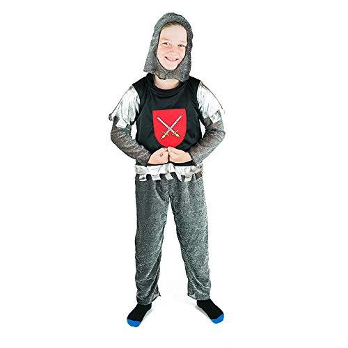 Bodysocks® Ritter Kostüm für Jungen (7-9 ()