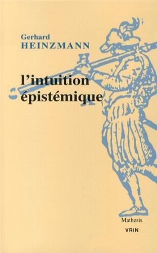 L'intuition épistémique