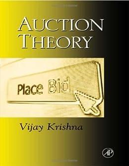 Auction Theory von [Krishna, Vijay]