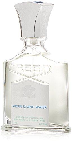 Creed, Eau de Parfum Unisex, con vaporizzatore spray, modello Millesime Virgin Island Water, 75 ml