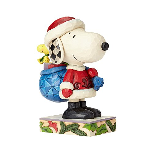 Comes Snoopy Claus (Snoopy & Woodstock) ()