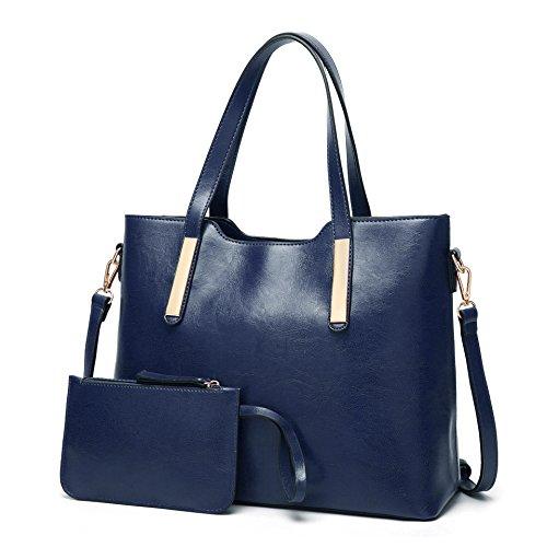 Aburnudrey Damen Handtaschen Umhängetasche Taschen Handtasche Shopper (Taschen Damen Handarbeit)