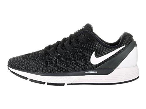 Nike Air Zoom Odyssey 2, Scarpe da Corsa Uomo Nero (Black (nero / bianco-antracite vertice))