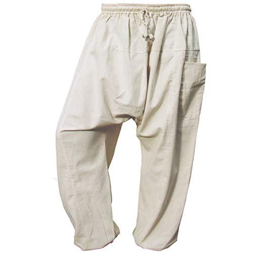 PANASIAM Nature Cotton Aladinpants, XL -