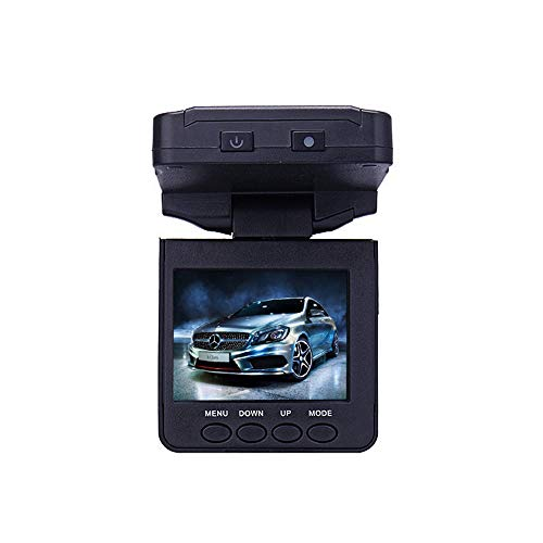 CWWHY Mini Auto Dashcam 720P FHD Autokamera DVR 120 ° Weitwinkel Advanced Sensor Bewegungserkennung Wide Dynamic Range G-Sensor Schutz Loop-Aufnahme
