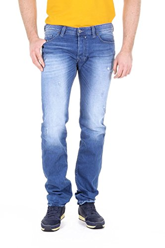 Jeans Safado Blu Diesel 29 32 Uomo