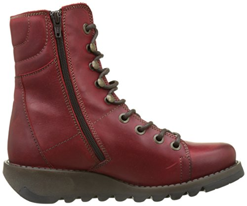 Volare Londra Damen Same109fly Stiefel Rot (rosso)