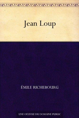 Couverture du livre Jean Loup