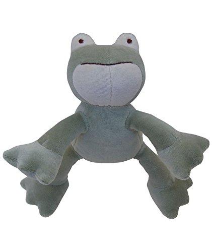 Einfach Fido Petite Frosch Spielzeug, Grün, 15,2cm -