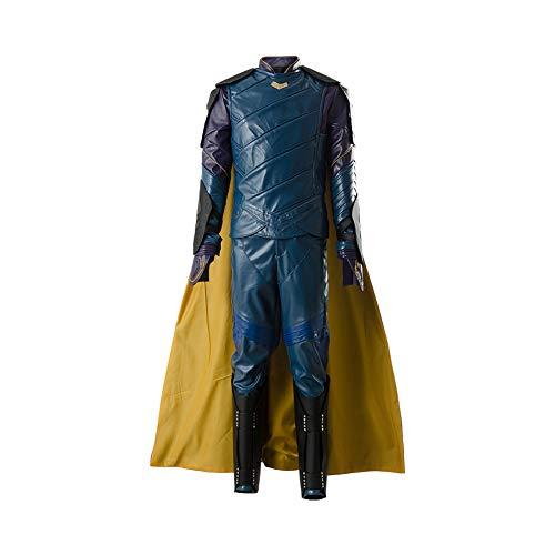 MingoTor Supereroe Superhero Suit Blue Ver. Costume Cosplay Uomo M