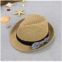 Cappellino neonato Berretto da baseball per bambini bowknot protezione  solare cappello da spiaggia per bambini 2 4e51990c946c