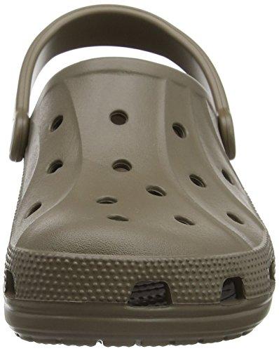 Crocs Ralen Clog, Sabots Mixte Adulte Marron (Walnut)