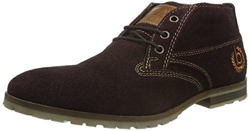 bugatti-k2230pr3-stivali-desert-boots-uomo-rosso-bordo-330bordo-330-45-eu