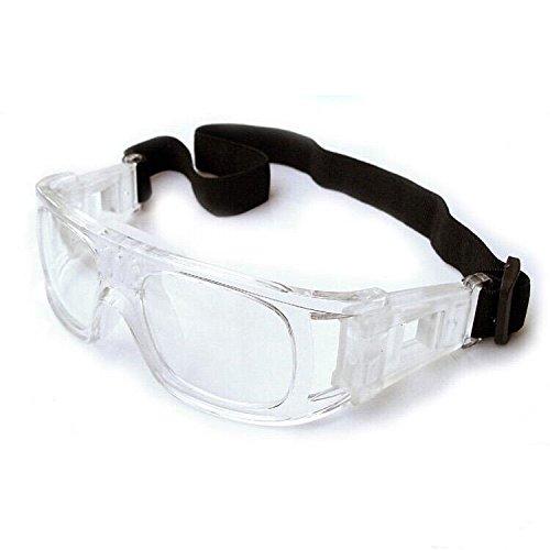 EnzoDate gafas baloncesto fútbol gafas hombres, protector