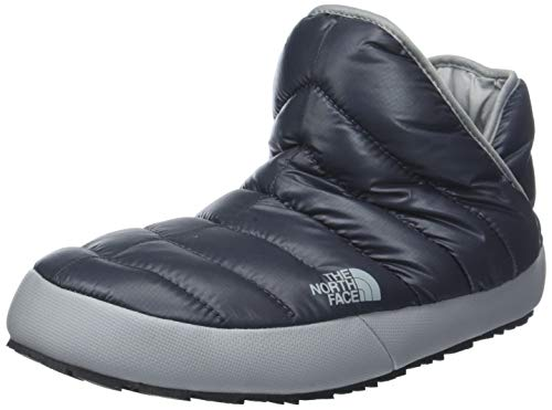 THE NORTH FACE Herren Thermoball Traction Schneestiefel, Grün (Shiny Blackened Pearl/Griffin Grey 5qv), 39 EU North Face Pearl