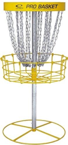 Professioneller Disc Golf Korb Latitude 64 Pro Basket für mobilen oder dauerhaften Außeneinsatz -