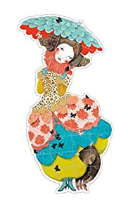 Puzzle géant Princesse Charline Djeco