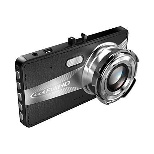 Omiky Car Driving Recorder Kamerastil Nicht-Touchscreen-Version A9 HD 1080P Nachtsicht Fahrzeug Kamera Auto DVR Video Recorder Dash Cam 3,0 Zoll