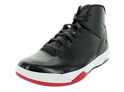 Nike Jordan Luft Imminent Herren Turnschuhe Black/Turnhalle rot