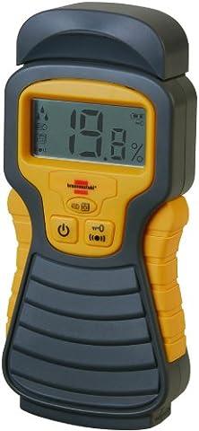 brennenstuhl - Humidimètre MD Jaune / Anthracite affichage LCD