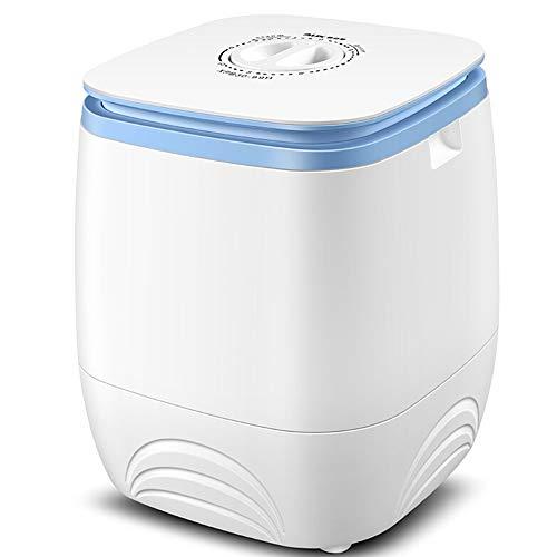 OCYE Mini Lavatrice Portatile Che va Ovunque - Ideale per la Pulizia di Vestiti in Viaggio - Grande capacità - Piccola Lavatrice Leggera