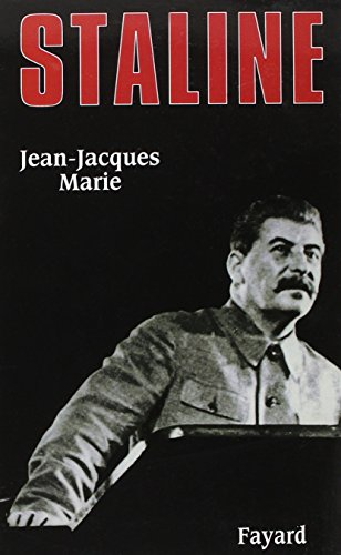 Staline par Jean-Jacques Marie