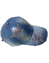 Yingsssq Cappello da Cowboy Cappello da Baseball con Cappuccio a Forma di  Stella (Colore   51d22b5819ea