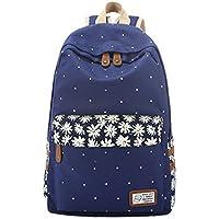 DAYAN Casual Stile Canvas Zaino / sacchetto di scuola /