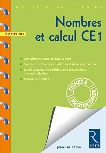 Nombres et calcul par Jean-Luc Caron