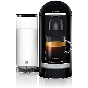 Krups Nespresso xn9008 vertuo Plus Cafetera de cápsulas ...