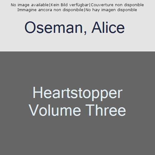 Heartstopper Volume Three (English Edition)