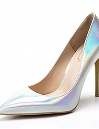 WSS 2016 Chaussures Femme-Mariage / Bureau & Travail / Habillé / Décontracté / Soirée & Evénement-Argent / Or-Talon Aiguille-Talons-Chaussures à golden-us4-4.5 / eu34 / uk2-2.5 / cn33