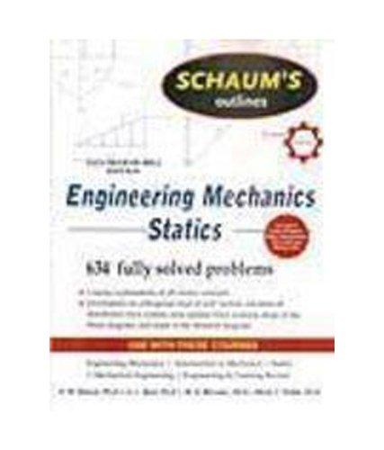Engineering Mechanics: Statics (Schaum's Outline Series)