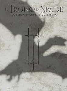 Trono di Spade - Stagione 03 - Edizione Speciale e Limitata in esclusiva Amazon.it (Include Bonus Disc con Contenuti Speciali) (6 DVD)