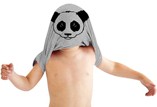 ddler Ask Me About Bamboo Flip up Tshirt Cute Panda Tee for Kids -2T - Baby-Jungen - 2T (Fluffy Dog Costume)