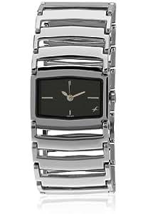 Fastrack Analog Silver Dial Women's Watch - NE6062SM03