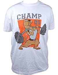T-Shirt - Scooby Doo Champion - mixte adulte