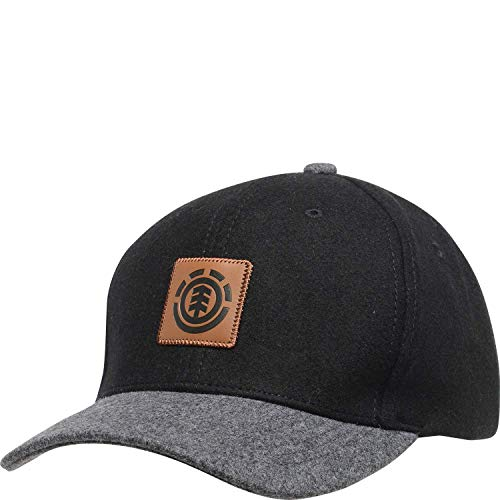Element Treelogo Cap - Original Black - One Size