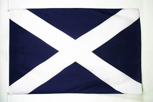 AZ FLAG Flagge SCHOTTLAND 150x90cm - Schottische Fahne 90 x 150 cm - Flaggen Top Qualität