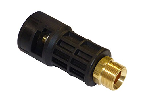 Adapter B für Kärcher Bajonett K auf M22 Aussgengewinde Kränzle u.a. M22 AG (A4)