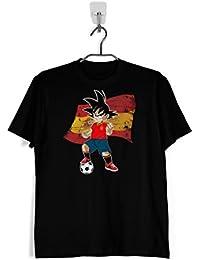 Ropa4 Camiseta Goku España jbP9JBtUv
