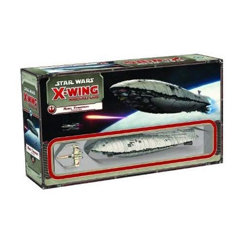 Star Wars X-Wing Rebel Transport Expansion Pack