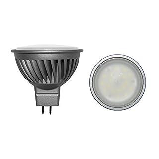 Eltern GU5.3LED Strahler Lampe Birne 8,5W = 60W 230VAC warmton 2700° K 105° Winkel Lumen 556[Energieeffizienzklasse A +] Bianco Freddo 6000° K